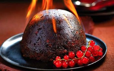 The Origins of Christmas Pudding