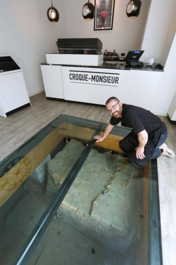 Roman remains hidden for the past 105 years are revealed in York