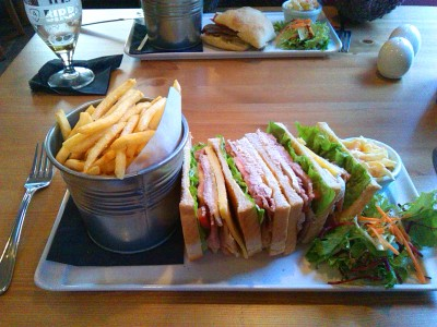 Northern Living - Lunch at The Treehouse – Selby