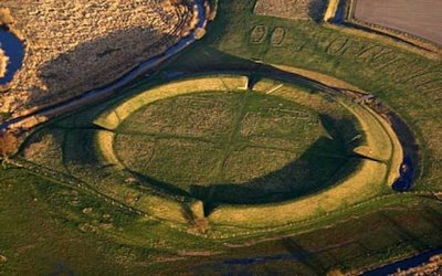 Northern Viking - Viking 'Ring Fortress' Discovered In Denmark