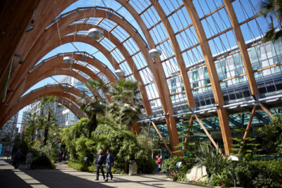 Northern Living - Sheffield Winter Garden