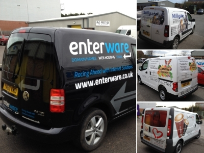 Arc Sign are based in Selby and have over 18 years experience in all aspects of signage.