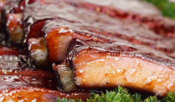 Fall Off The Bone Oven Baked Ribs